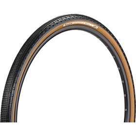 Panaracer Gravelking SK Folding Tyre 700x43C TLC, black/brown